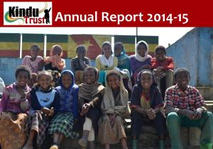 Annual Report 14-15 Front Cover