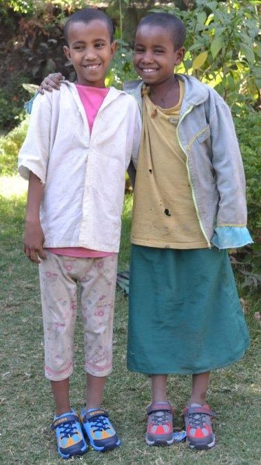 Endaweku + Sintayehu Mitik.